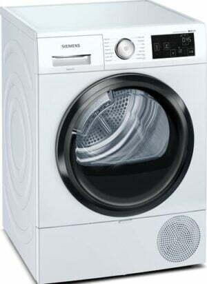 Siemens iQ500 tørretumbler WT47UHE9DN (hvid)