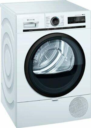 Siemens iQ700 tørretumbler WT4HXKE9DN (hvid)