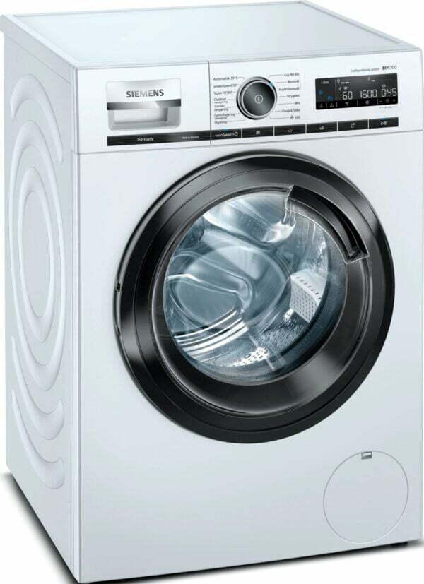 Siemens vaskemaskine WM6HXKE0DN (hvid)