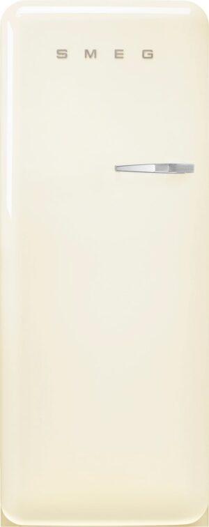 Smeg 50 s style køleskab med fryser FAB28LCR5 (creme)