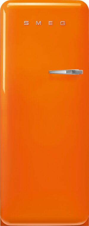 Smeg 50 s style køleskab med fryser FAB28LOR5 (orange)