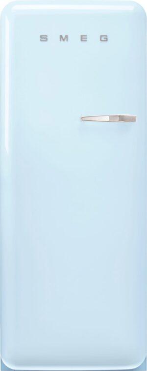 Smeg 50 s style køleskab med fryser FAB28LPB5 (lyseblå)