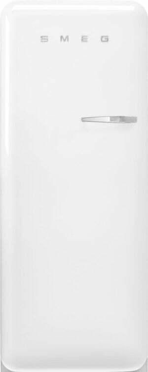 Smeg 50 s style køleskab med fryser FAB28LWH5 (hvid)