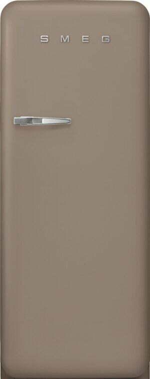 Smeg 50 s style køleskab med fryser FAB28RDTP5 (gråbrun)