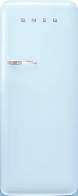 Smeg 50 s style køleskab med fryser FAB28RPB5 (pastelblå)