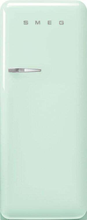 Smeg 50 s style køleskab med fryser FAB28RPG5 (pastelgrøn)