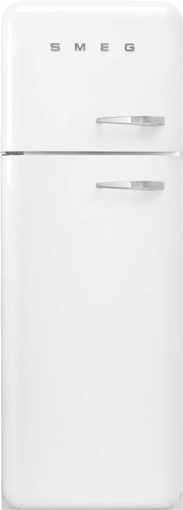 Smeg 50's Style kølefryseskab FAB30LWH5 (hvid)