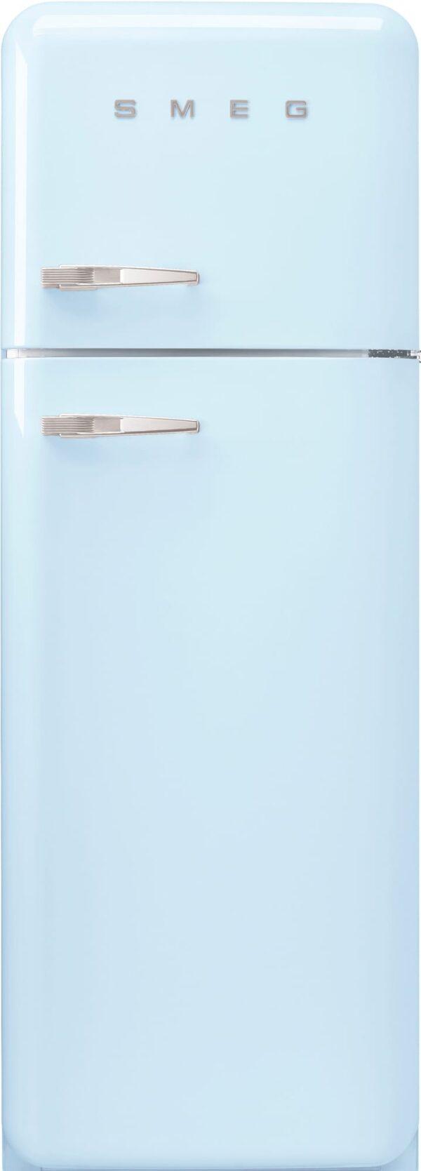 Smeg 50's Style kølefryseskab FAB30RPB5 (pastelblå)