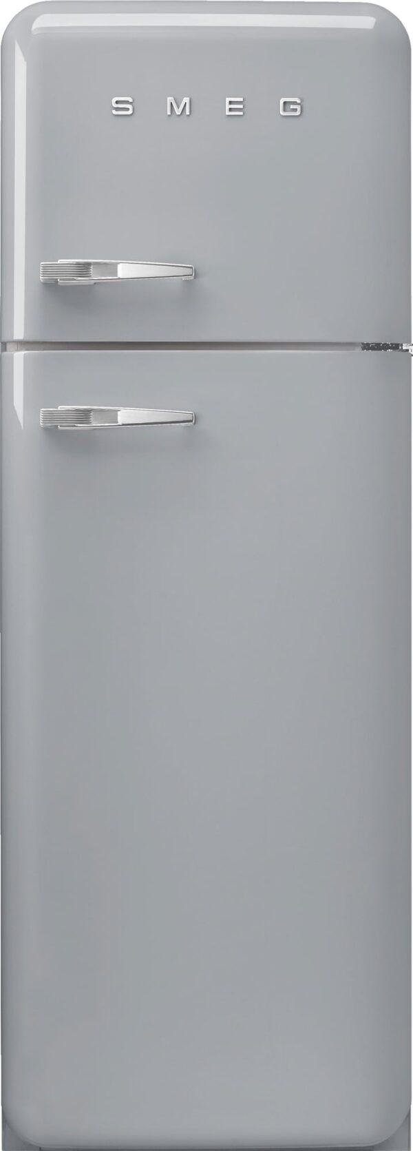 Smeg 50's Style kølefryseskab FAB30RSV5 (sølv)