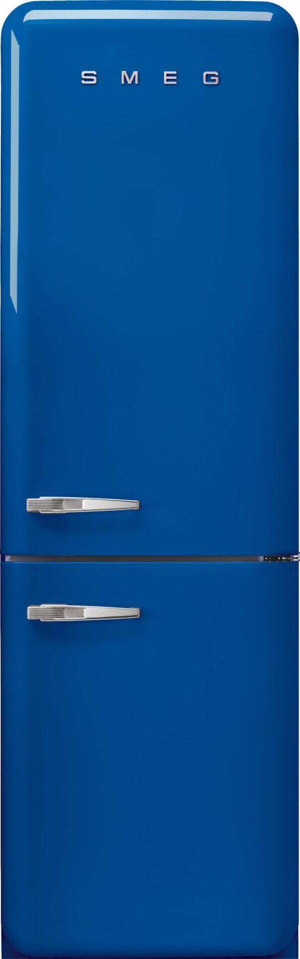 Smeg 50's Style kølefryseskab FAB32RBE5 (blå)