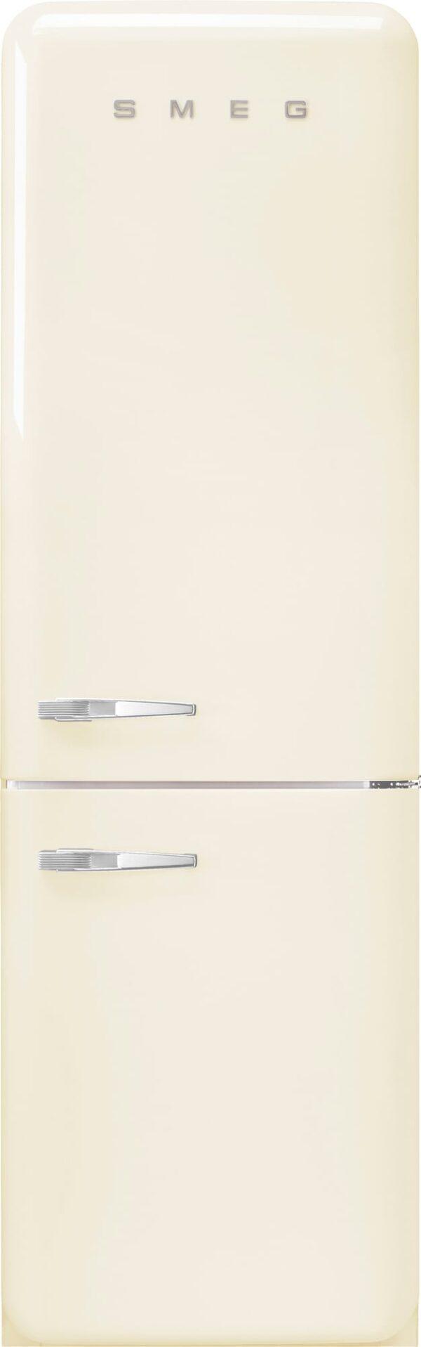 Smeg 50's Style kølefryseskab FAB32RCR5 (cream)