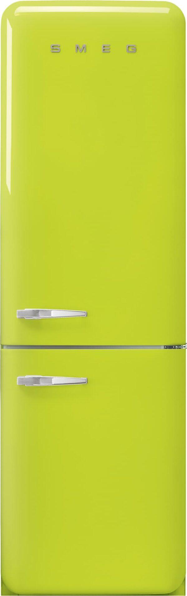 Smeg 50's Style kølefryseskab FAB32RLI5 (grøn)