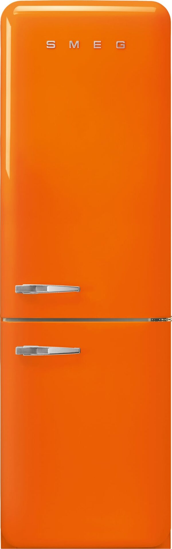 Smeg 50's Style kølefryseskab FAB32ROR5 (orange)