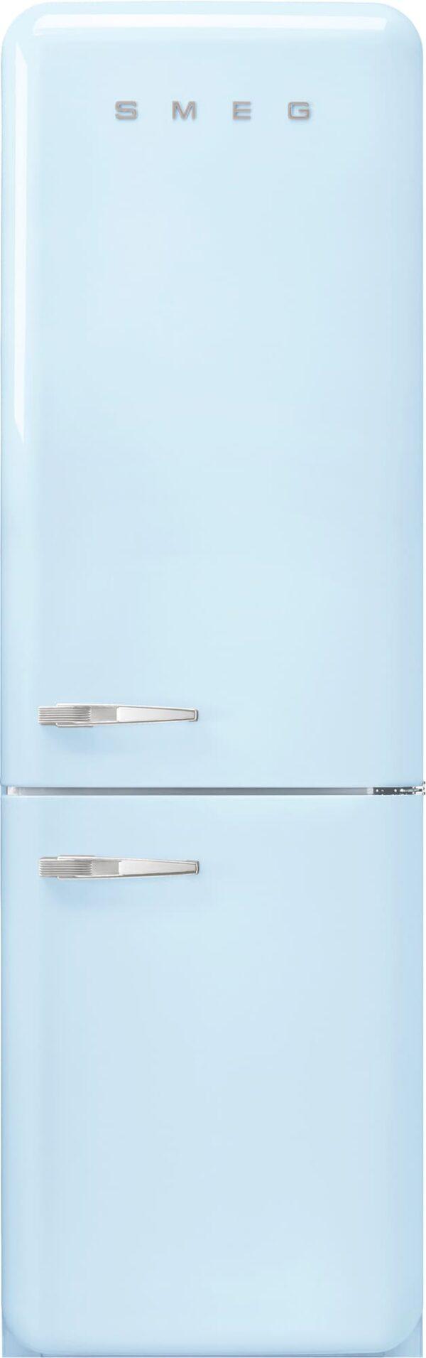 Smeg 50's Style kølefryseskab FAB32RPB5 (pastel blue)