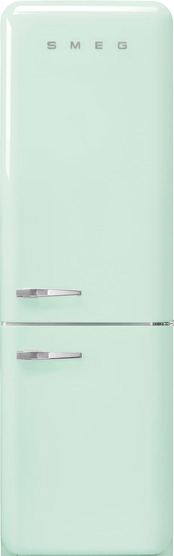 Smeg 50's Style kølefryseskab FAB32RPG5 (pastel green)
