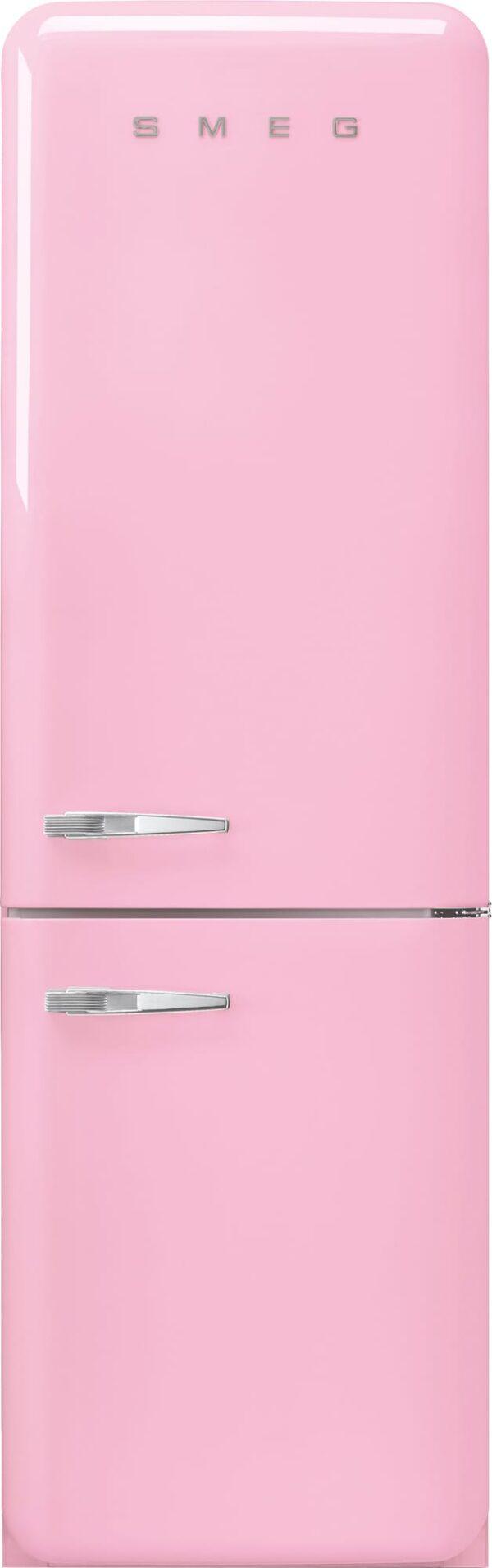Smeg 50's Style kølefryseskab FAB32RPK5 (pink)