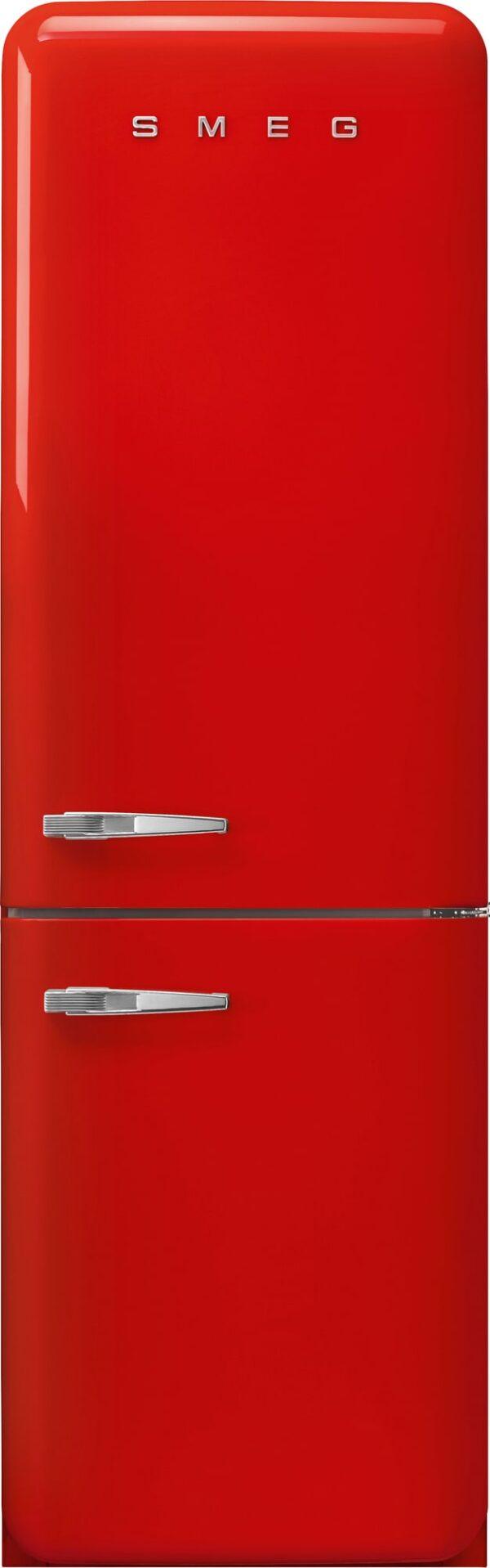 Smeg 50's Style kølefryseskab FAB32RRD5 (rød)