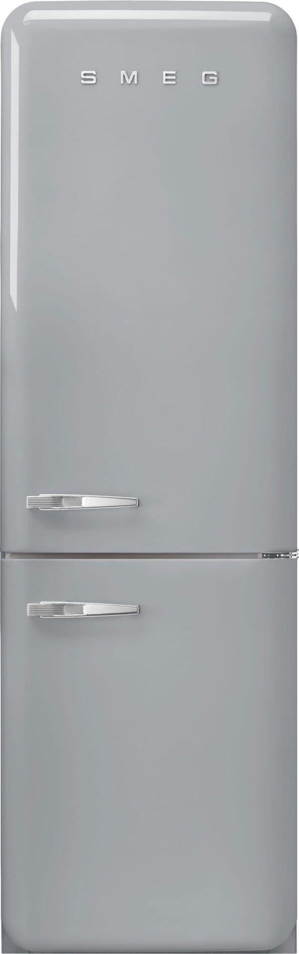 Smeg 50's Style kølefryseskab FAB32RSV5 (sølv)