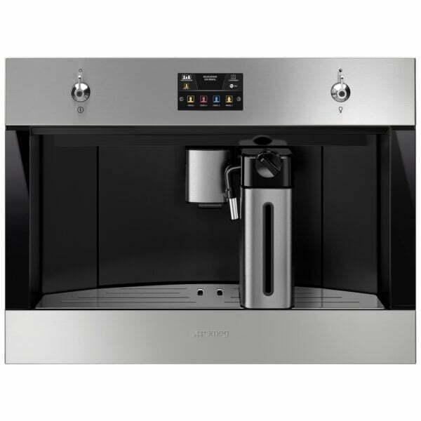 Smeg Classic espressomaskine CMS4303X (rustfrit st