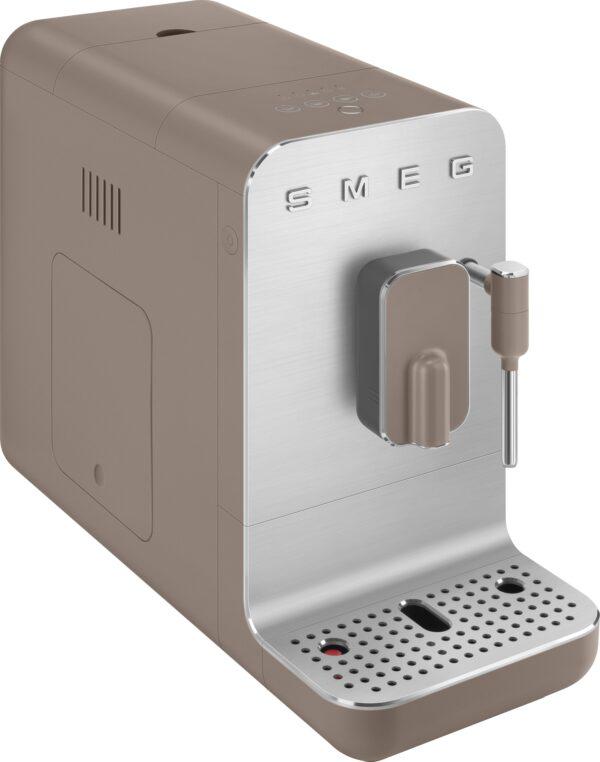 Smeg espressomaskine BCC02TPMEU (brun)