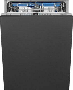 Smeg opvaskemaskine STL333CL (silver)