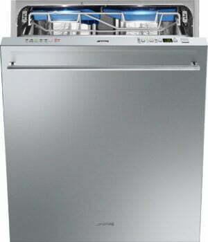 Smeg opvaskemaskine STX32BLLC (rustfri stål)