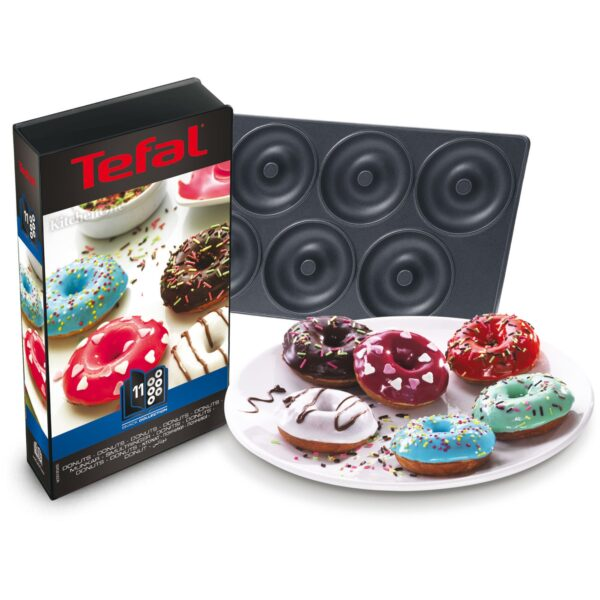 Tefal Snack Collection plader: Donuts (11)