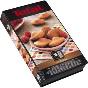 Tefal Snack Collection plader: Mini Madeleines (15)
