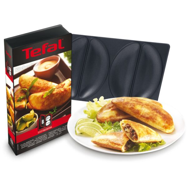 Tefal Snack Collection plader: Mini pirogger (8)