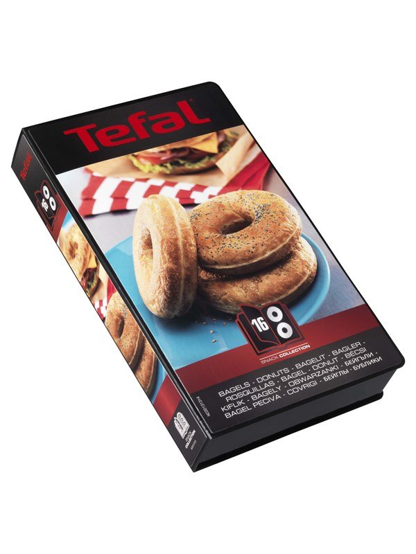 Tefal XA801612 Snack Collection - Box 16: Bagels