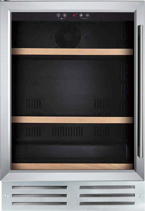 Temptech Premium køleskab WFQ60SCS (hvid)