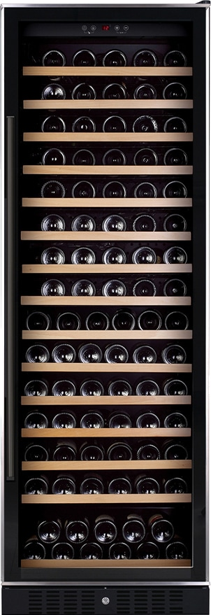 Temptech Premium vinkøleskab WP180SCB (sort)