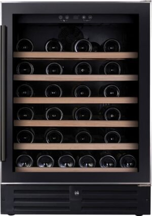 Temptech Premium vinkøleskab WPQ60SCB (sort)