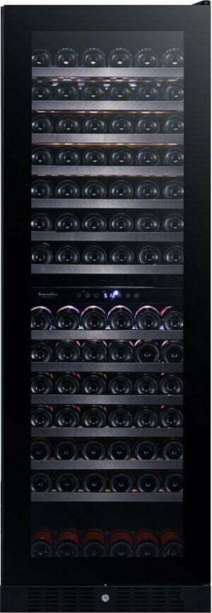Temptech Sommelier vinkøleskab SOM180DRB (sort)