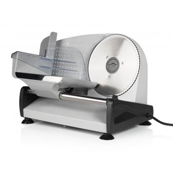 Tristar EM-2099 Pålægsmaskine Elektrisk Sort, Sølv 150 W