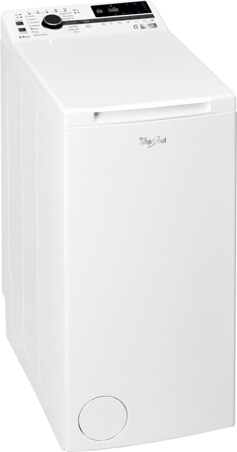 Whirlpool vaskemaskine TDLRB65242BSEUN (hvid)