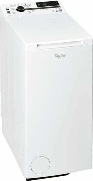 Whirlpool vaskemaskine TDLRB7222BSEU (hvid)